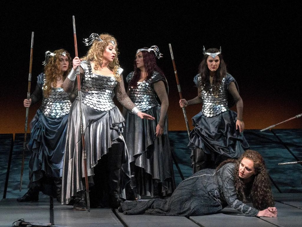 «Η Βαλκυρία» - Μητροπολιτική Όπερα της Νέας Υόρκης