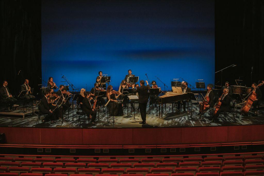 Οι Μουσικοί της Καμεράτα – Ορχήστρα των Φίλων της Μουσικής σε live streaming από το ΚΠΙΣΝ