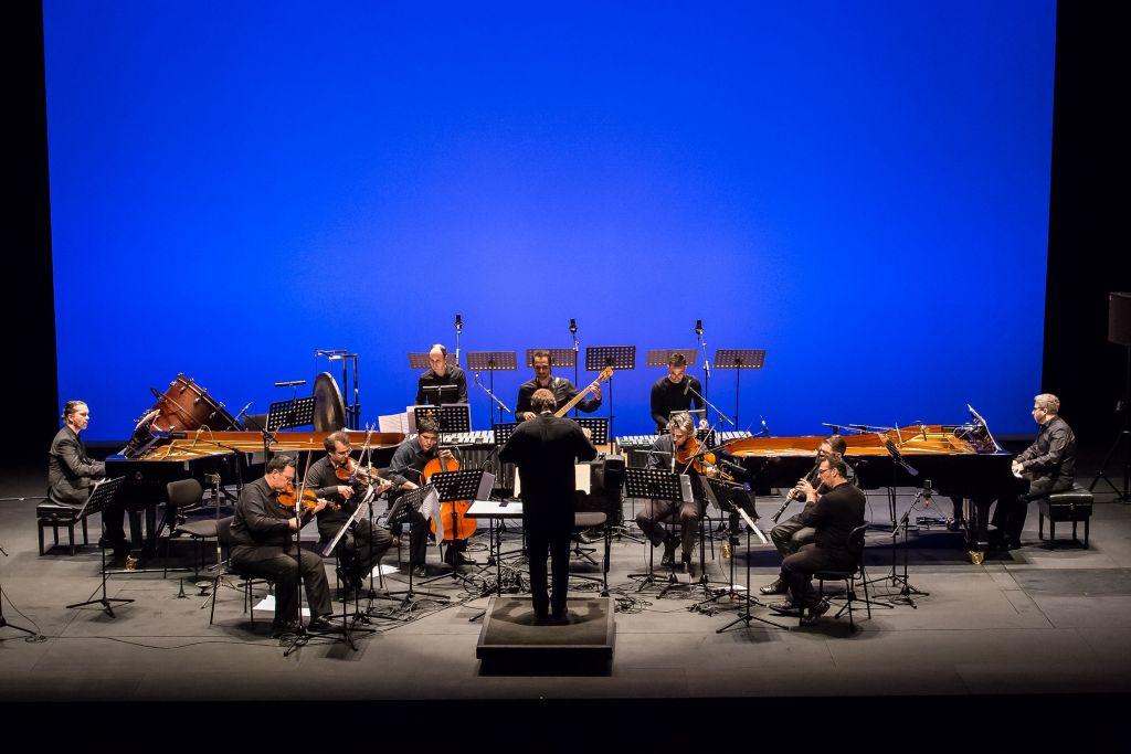 Ergon Ensemble – Μέγαρο Μουσικής Αθηνών