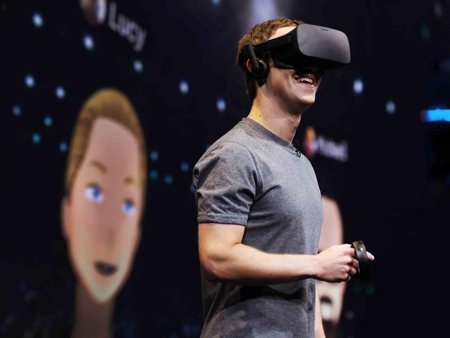 Πηγή: Oculus VR