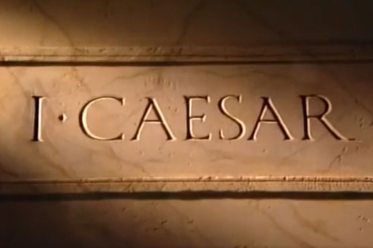 Εγώ ο Καίσαρας
