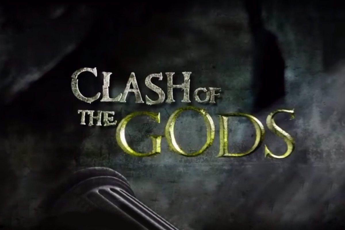 Η σύγκρουση των Θεών