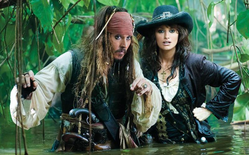 Οι Πειρατές της Καραϊβικής- Σε άγνωστα νερά