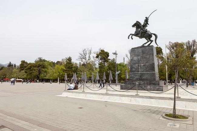 Πλατεία Άρεως- Κολοκοτρώνης. Φωτογραφία: Στούντιο Διαμαντάκος