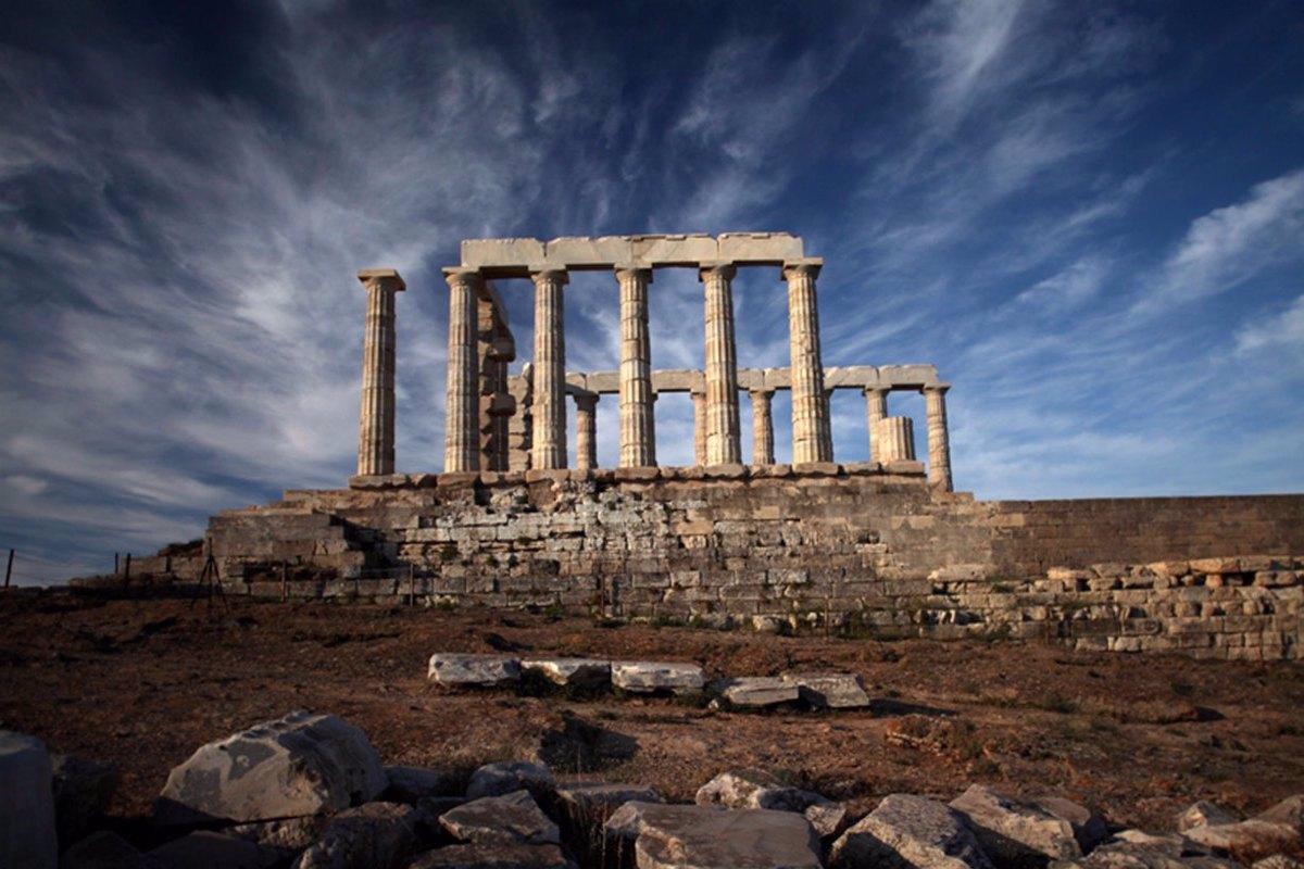 αρχαίοι κόσμοι