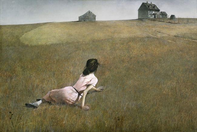 "Andrew Wyeth, ""Christina's World"" (1948) / © The Museum of Modern Art (MoMA)"