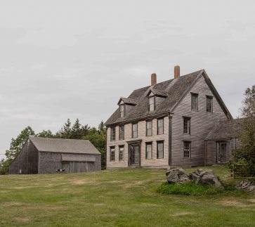 Olson House, Main © Maine Home+Design
