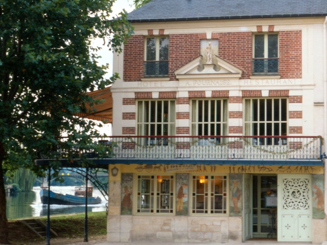 Maison Fournaise, Chatou © Musée Fournaise