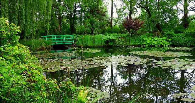 Monet's garden in Giverny, France / © Boon Hong Seto