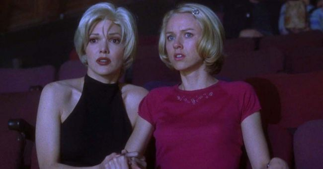 Mulholland Drive - Η Μπέτι και η Ρίτα