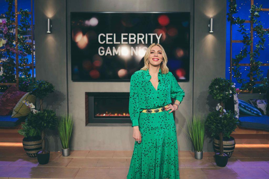 Celebrity Game Night με τη Σμαράγδα Καρύδη