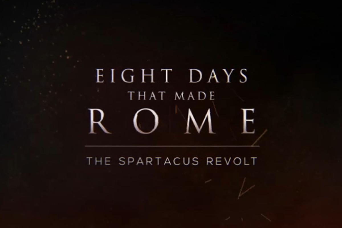 8 μέρες που καθόρισαν τη Ρώμη