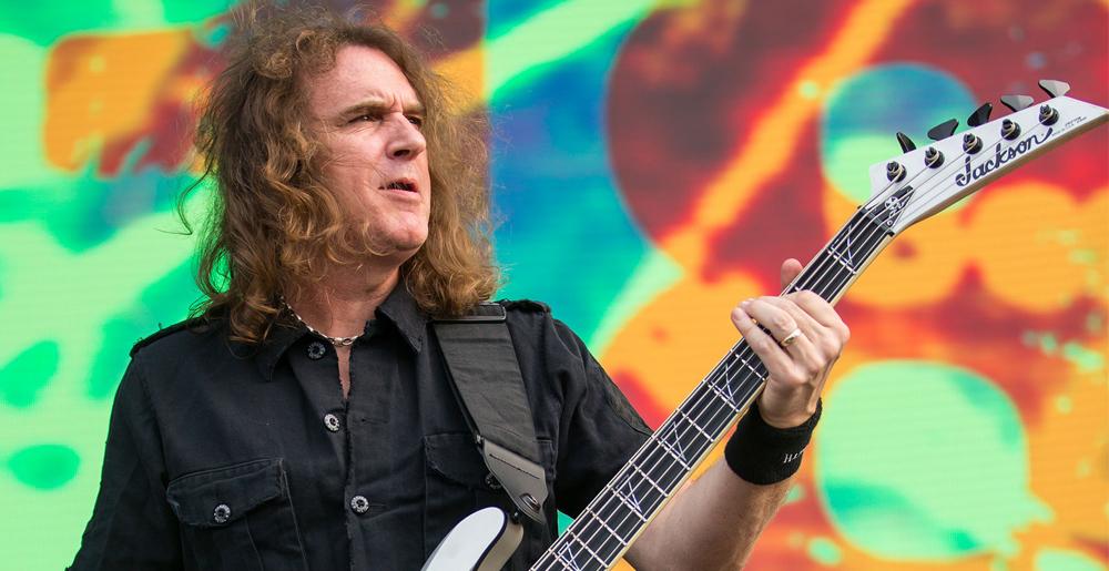 David Ellefson, Megadeth, photo credits: Ralph Arvesen/Flickr