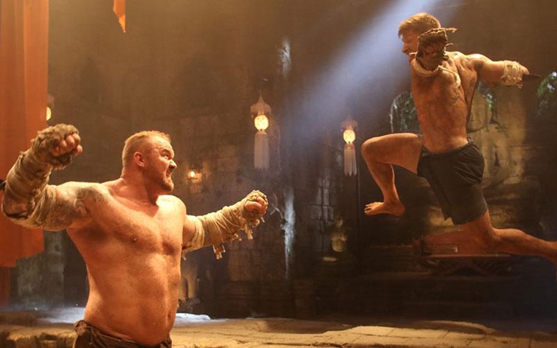 Kickboxer-η τιμωρία
