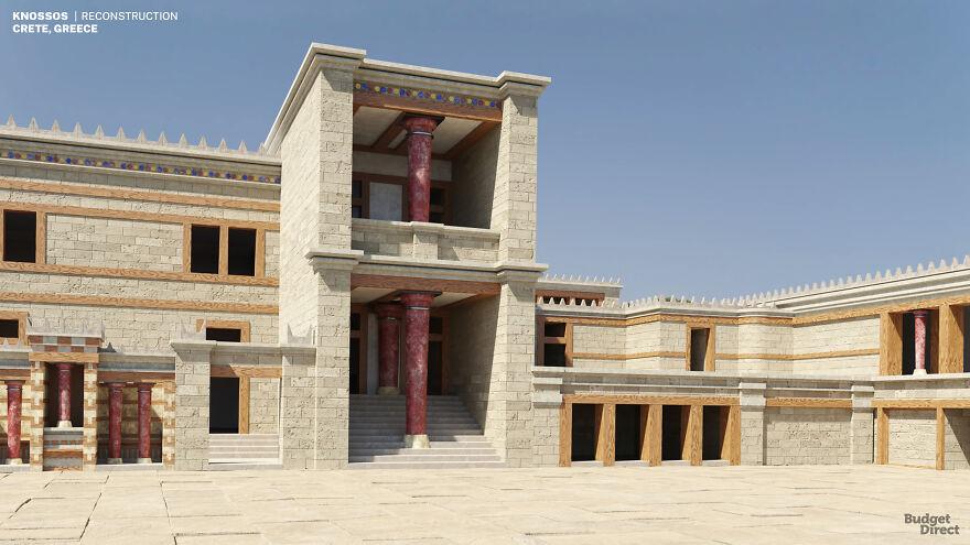 Knossos Greece