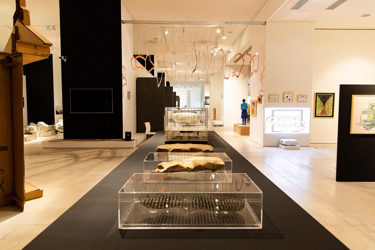 Massimiliano & Doriana Fuksas - We have always dreamt of building something like a cloud, ΕΜΣΤ - Φωτογράφος: Γιούλη Γεωργαντίδου