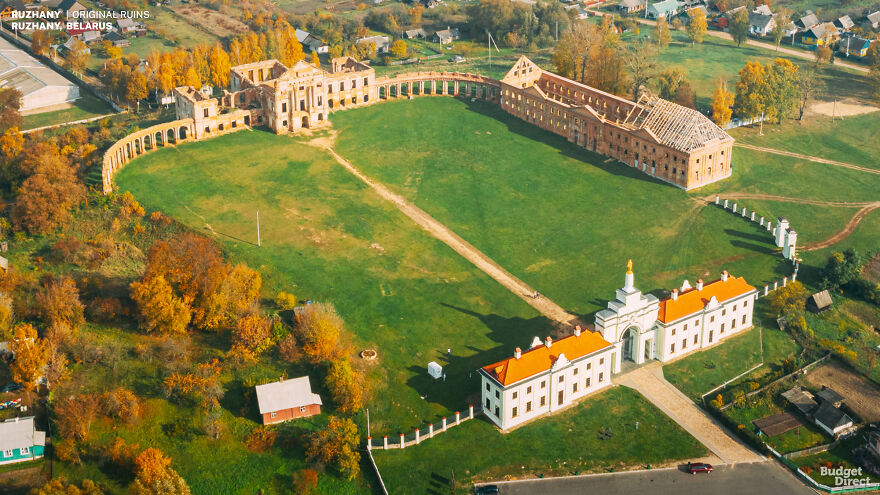 Ruzhany Palace, Belarus