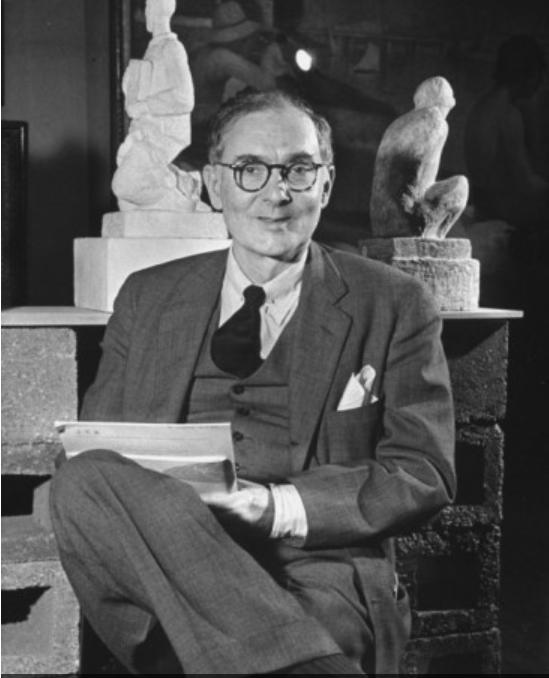 Alfred H. Barr, Jr.
