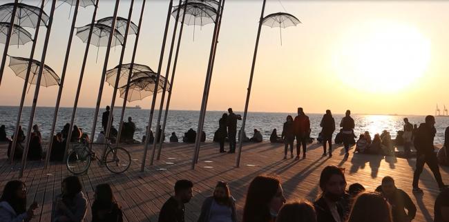 Τριήμερο πολιτισμού στη Θεσσαλονίκη