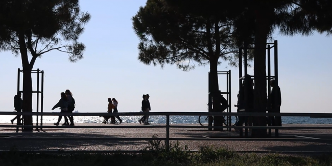 """""""Κινητοποιήσου και ανακάλυψε"""" μέσα από μία βόλτα στην παραλία της Θεσσαλονίκης."""
