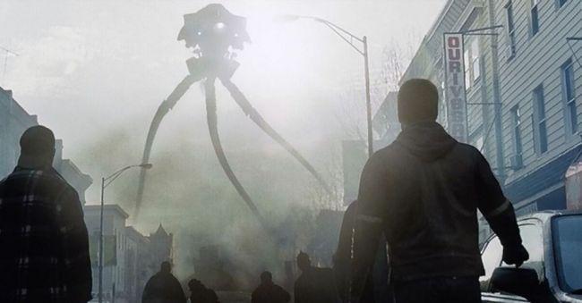Ο Πόλεμος των Κόσμων (2005) - Στίβεν Σπίλμπεργκ