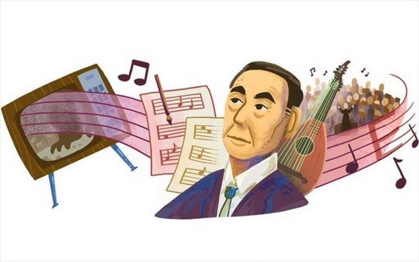 Η Google τιμά με doodle τον  Ακίρα Ιφουκούμπε
