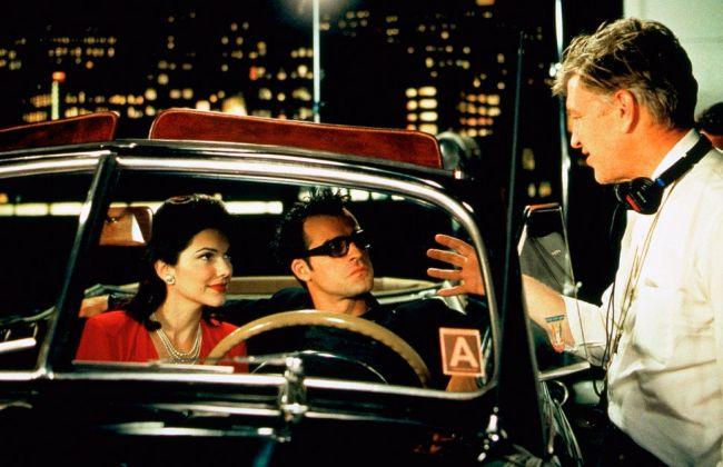 Mulholland Drive - Ο Ντέιβιντ Λιντς δίνει οδηγίες στους ηθοποιούς