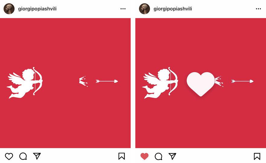 Giorgi Popiashvili- Instagram Art Project