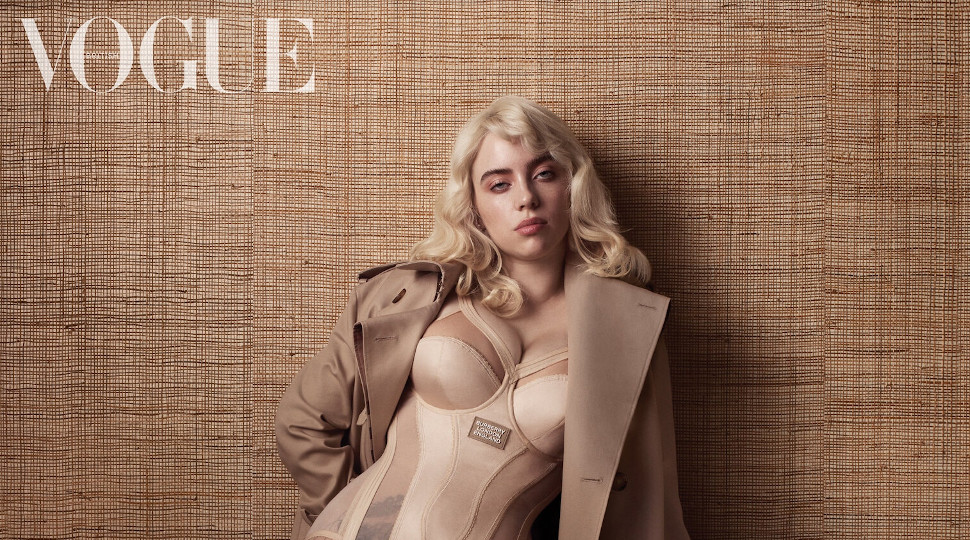 Billie Eilish, φωτογραφία: Vogue