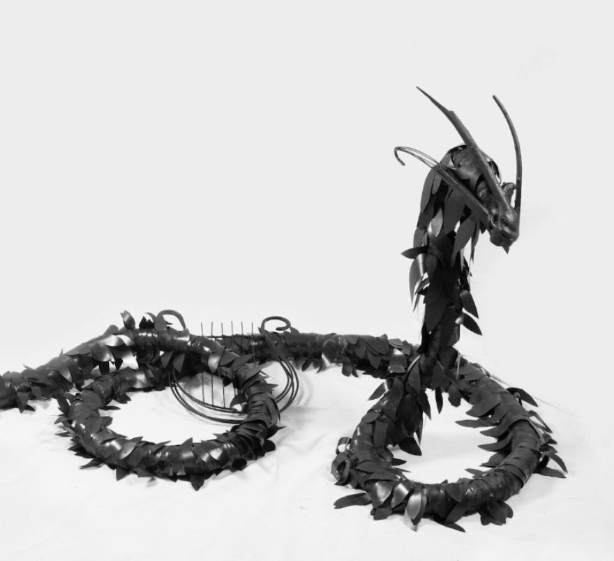 Blind Adam, Metamorphosis, φωτό © Χριστόφορος Δουλγέρης. Παραχώρηση του καλλιτέχνη