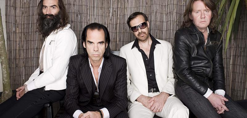 Οι Nick Cave & The Bad Seeds στην Αθήνα