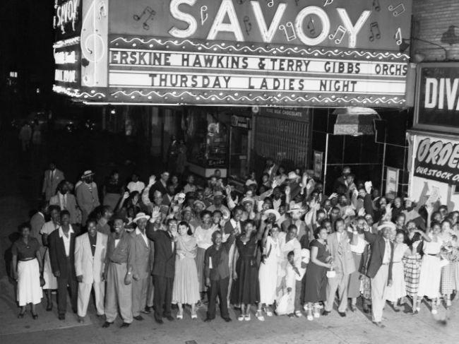Το Savoy Ballroom ήταν κάτι περισσότερο από μια αίθουσα χορού - ήταν η καρδιά του Χάρλεμ. © Bettmann/Corbis