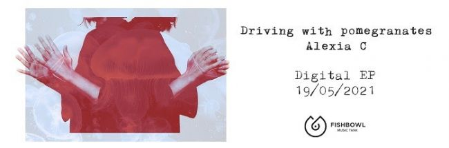 Driving with pomegranates - Alexia C