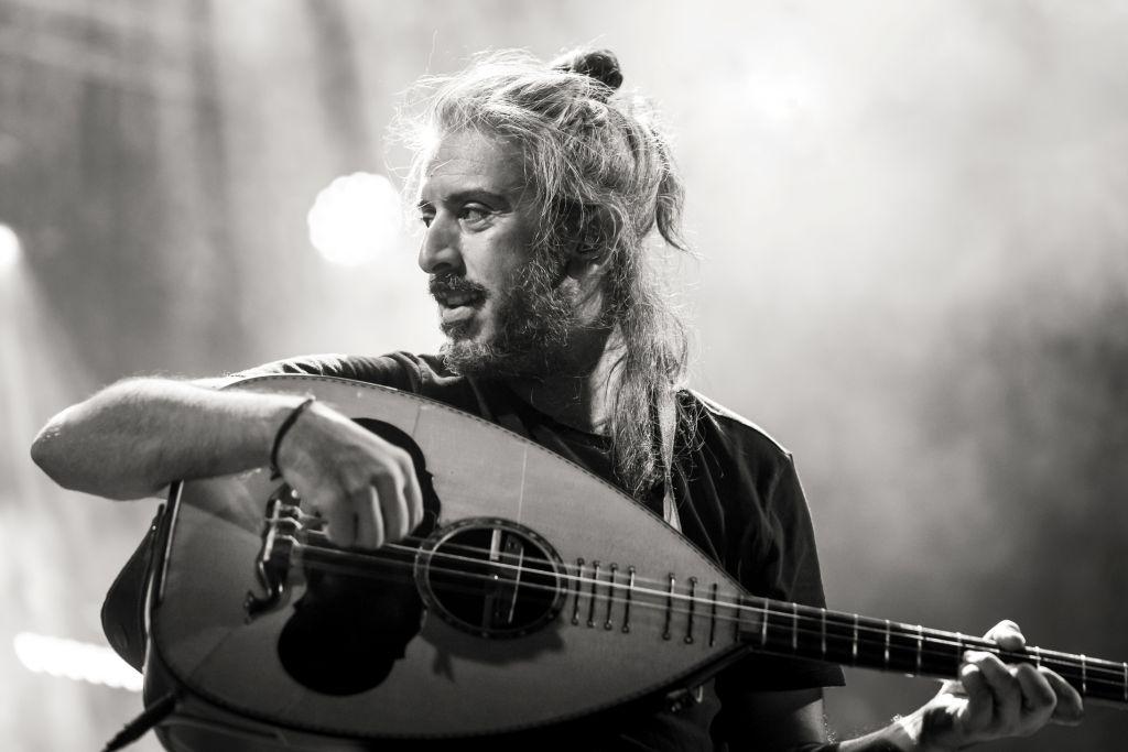 Γιάννης Χαρούλης. Φωτογραφία: Νίκη Ρίγα