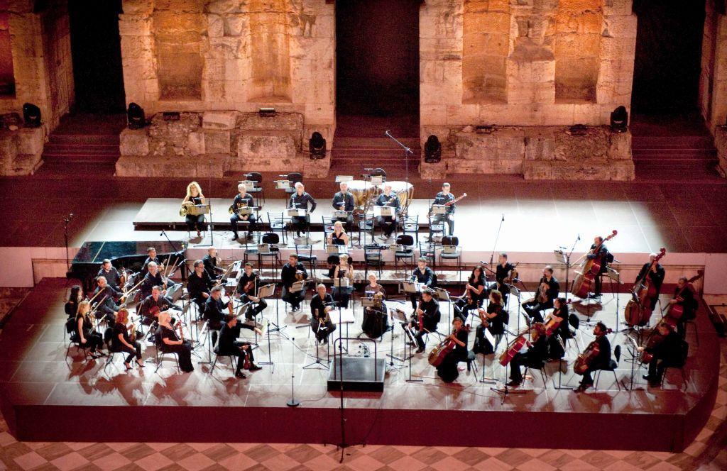 Φεστιβάλ Αθηνών και Επιδαύρου: Η Εθνική Συμφωνική Ορχήστρα της ΕΡΤ στο Ηρώδειο