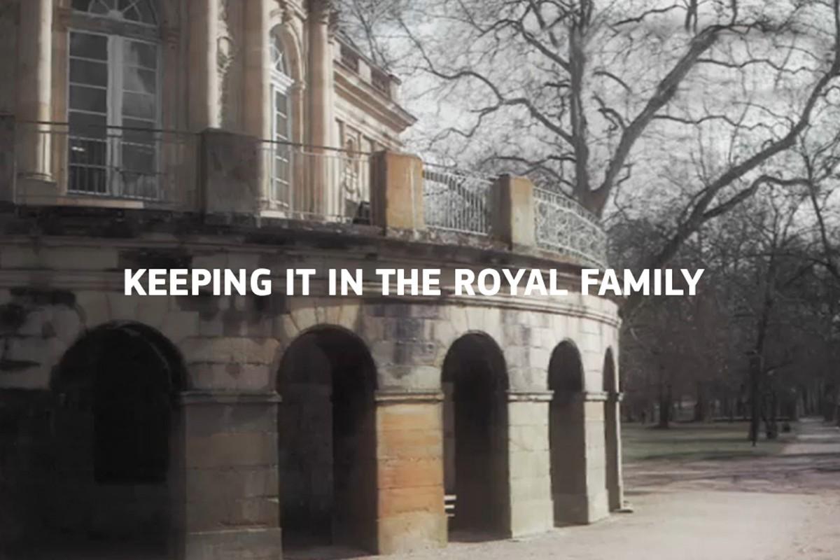 Οι ρίζες της Βασιλικής Οικογένειας