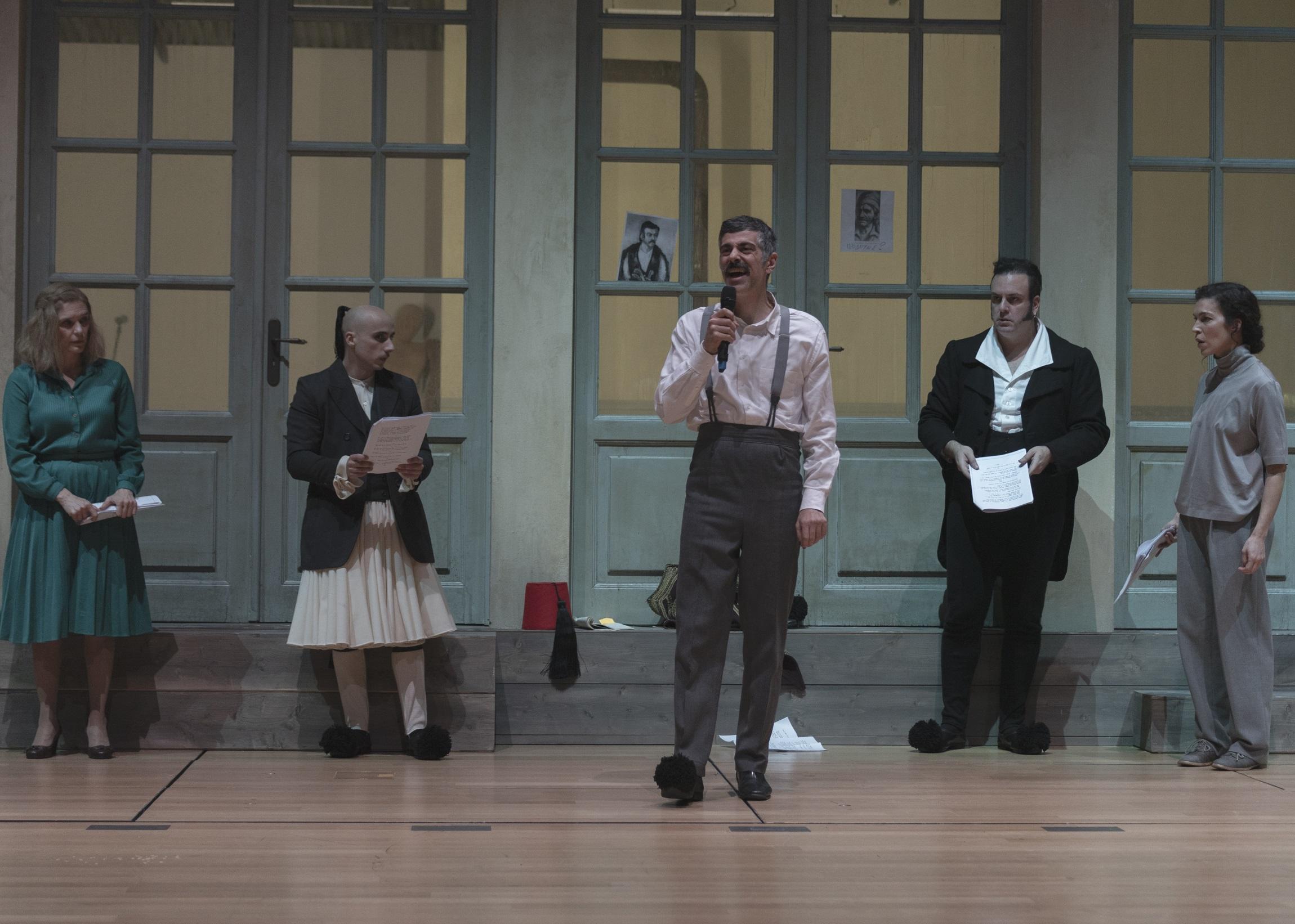 Ο Κολοκοτρώνης ατενίζει το μέλλον στο GNO TV-Photo credits: Ε. Ζαχαροπούλου