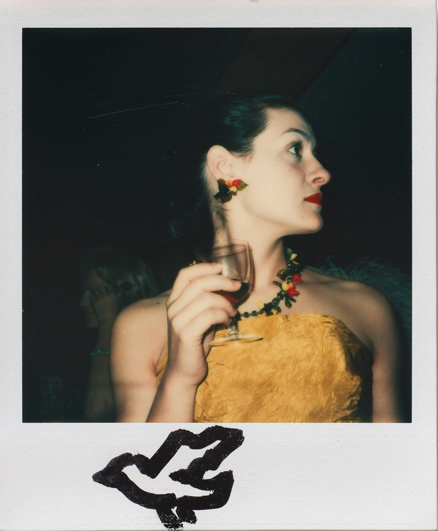 """Paloma Picasso"", 1983, φωτογραφία: Άντι Γουόρχολ, courtesy of the Andy Warhol Foundation / Bastian Gallery"