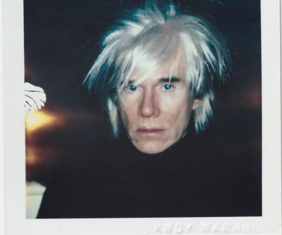 Άντι Γουόρχολ, courtesy of the Andy Warhol Foundation / Bastian Gallery