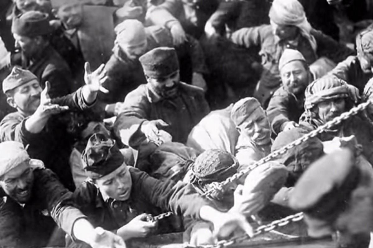 1922 Ο Μεγάλος Ξεριζωμός