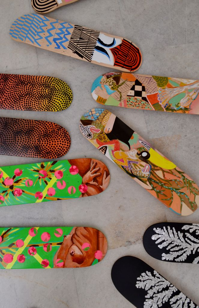 Art on Boards| The Skate Project