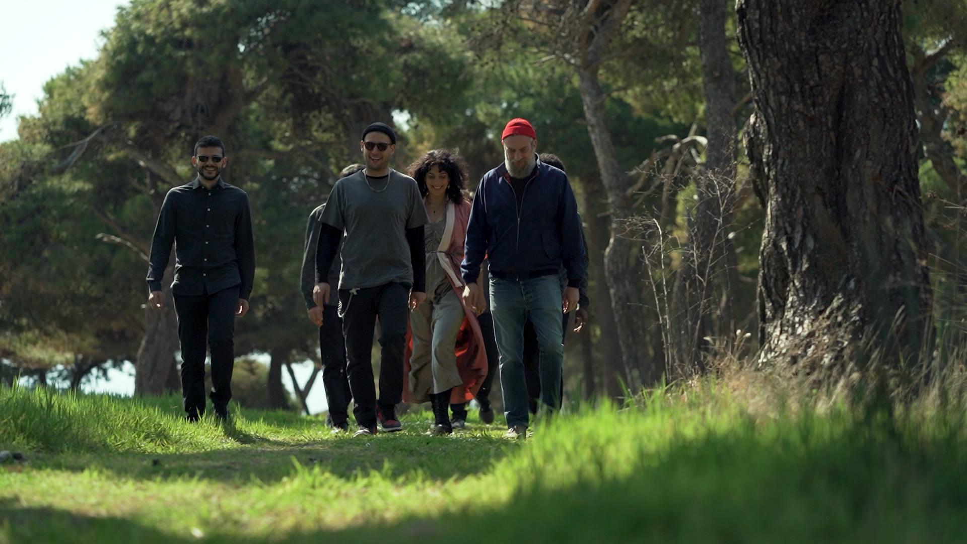 Blend Mishkin & Roots Evolution ft. BnC & Sugahspank στον Σχοινιά