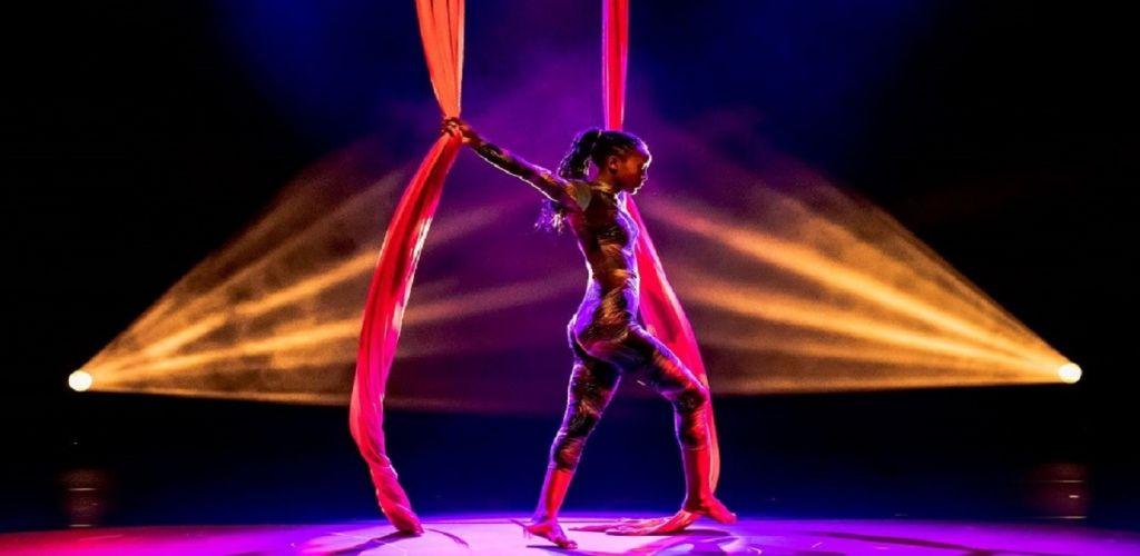 Circus Abyssinia. Φώτο: David Rubene