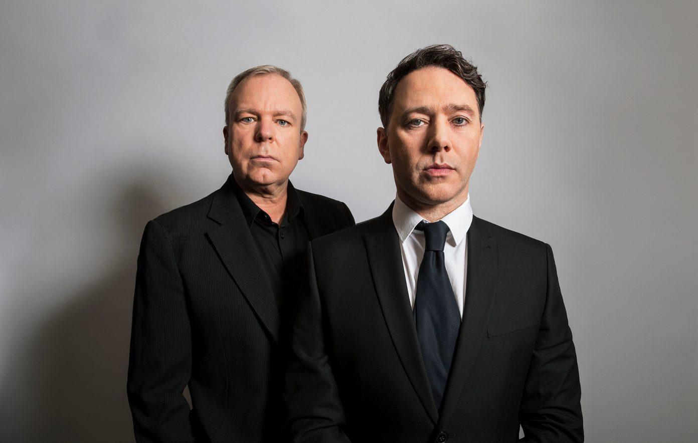 Inside No. 9: Ο Steve Pemberton και ο Reece Shearsmith. Credit: BBC