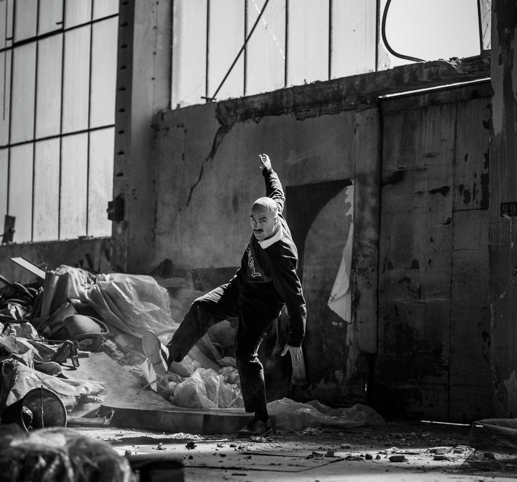 Φεστιβάλ Αθηνών - Χορός: «Οικοδομή» του Άντι Τζούμα στην Πειραιώς 260