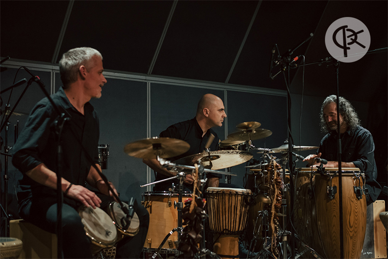 Percussion4one στο Διεθνές Φεστιβάλ Κρουστών Ρεθύμνου