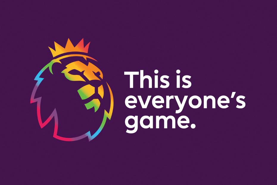 """Περσινή καμπάνια του βρετανικού πρωταθλήματος: """"Αυτό το παιχνίδι είναι για όλους"""""""