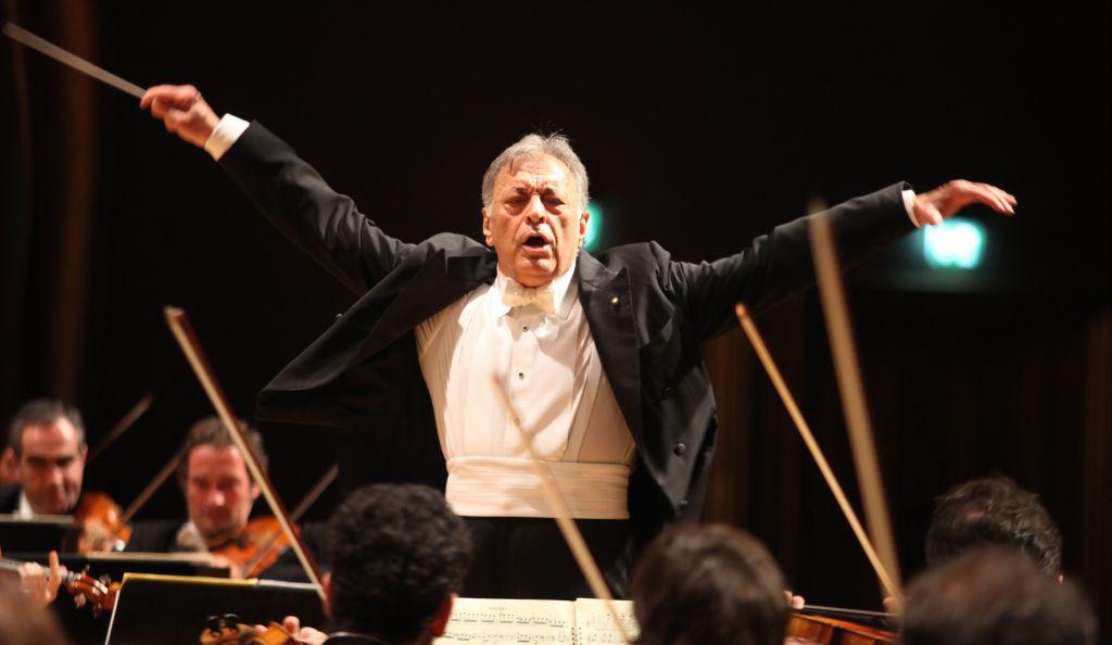 Φεστιβάλ Αθηνών - Συναυλία: Ο Ζούμπιν Μέτα στο Ηρώδειο για τα 30 χρόνια του Μεγάρου Μουσικής