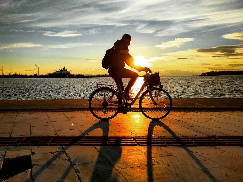 photo: Athens bike city