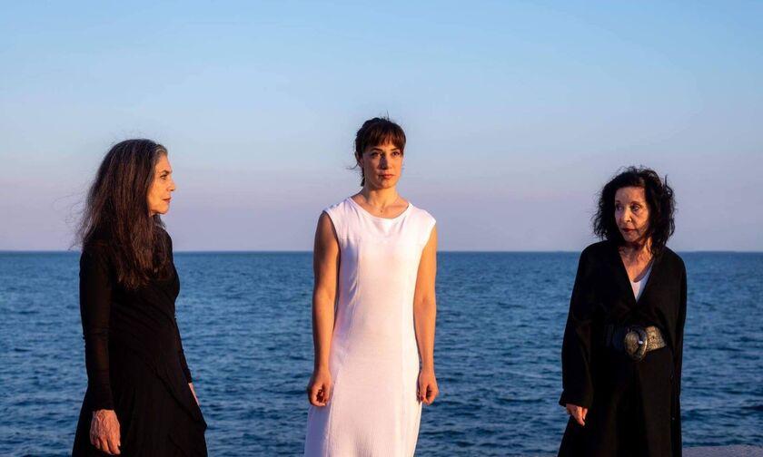 «Φαίδρα», σε σκηνοθεσία Μάνου Καρατζογιάννη